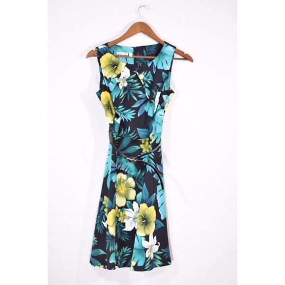 Nordstrom Dresses Signature Darby Floral Semi Formal Dress Poshmark